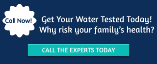 Get Your Water Tested Today! Why risk your family's health?